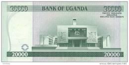 UGANDA P. 42 20000 S 1999 UNC - Uganda