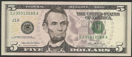 USA 5 DOLLARS - 2006 KANSAS CITY - Federal Reserve Notes (1928-...)
