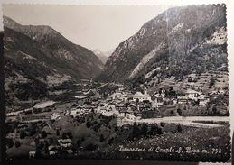 TRENTINO ALTO ADIGE - TRENTO – PANORAMA DI CANALE S.BOVO -  FORMATO GRANDE - VIAGGIATA 1959 - CONDIZIONI BUONE - Trento