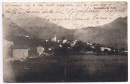 Prato Di Resia ( Carnia - Udine ) Viaggiata 1923 - Udine