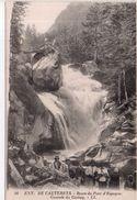 Cascade Du Cerisey (remarquer La Demi-passerelle ) - Unclassified