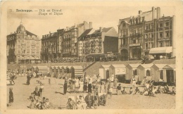 ZEEBRUGGE - Dijk En Strand - Plage Et Digue - Zeebrugge