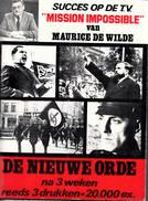 """WO2 België In De 2e Wereldoorlog """"De Nieuwe Orde""""  Maurice De Wilde - Guerre 1939-45"""