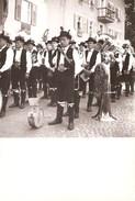 Castelrotto - REAL PHOTO (12,0 X 18,0 Cm) - Processione Del Corpus Domini - Costumi - Musica - Bolzano - Italia - Bolzano