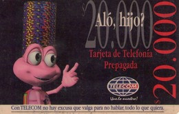 TARJETA TELEFONICA DE COLOMBIA (PREPAGO). (230) - Colombia
