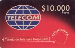 TARJETA TELEFONICA DE COLOMBIA (PREPAGO). (232) - Colombia