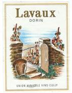 Rare // Etiquette // Lavaux, Union Vinicole Cully, Vaud, Suise - Etiquettes