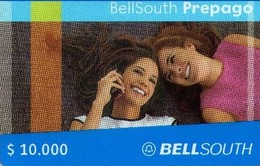 TARJETA TELEFONICA DE COLOMBIA (PREPAGO). (157) - Colombia