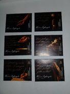 2010-Alderney -Florence Nightingale- Complete Set  MNH** - Alderney