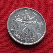 Ethiopia 1 Cent 1977 FAO F.a.o. Etiopia Ethiopie UNCºº - Ethiopia