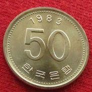 Korea South 50 Won 1983 Fao F.A.O.   Corea Coreia Do Sul  UNCºº - Korea, South