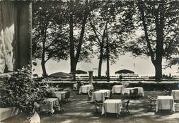 """CPSM FRANCE 74 """"Annecy, Restaurant Le Carignan"""" - Annecy"""