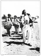 Afghanistan - Gazni - Jour De Fête - Musiciens - Carte Dédicacée Par Le Photographe A. Robillard, Non Circulée - Asie