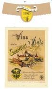 Rare // Etiquette // Dorin, Vins De La Commune D'Aigle, Vaud,Suisse - Etiquettes