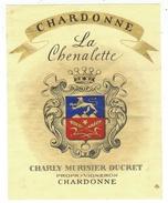 Rare // Etiquette // Chardonne, Charly Murisier-Ducret,Chardonne, Vaud,Suisse - Etiquettes