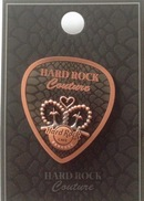 HRC Hard Rock Cafe Bangkok Thailand Couture Pin - Brand New - Music