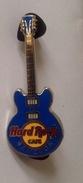 HRC Hard Rock Cafe Bangkok Thailand Classic Core Guitar Pin - Brand New - Music