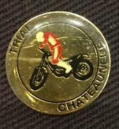 MOTO TRIAL CHATEAUNEUF - Motorbikes
