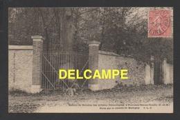 DF / 77 SEINE ET MARNE / COUILLY-PONT-AUX-DAMES / MAISON DE RETRAITE DES ARTISTES DRAMATIQUES / PORTE CHEMIN DE MARTIGNY - Autres Communes