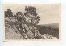 La Ferriere Aux étangs (Orne) Rochers Du Brûlé  (n°28) La Normandie - Autres Communes