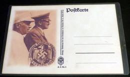 Deutsches Turn- U. Sportfest Breslau 1936, Ungebrauchte Karte - Briefe U. Dokumente