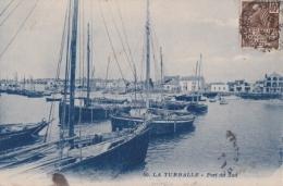 Bj - Cpa LA TURBALLE - Port Du Sud - La Turballe