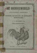 De Hoenderwereld Beekman J. H.  AGRICULTURE POULE COQ BASSE-COUR Vers 1910 - Prácticos