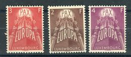 Luxembourg - N° Yvert 531/533 Série Complète Europa Neufs ** - Ref O 63 - Luxembourg