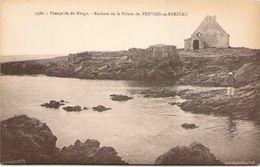 56 - Presqu'ile De RHUYS - Rochers De La Pointe De PENVINS-en-SARZEAU - Autres Communes