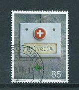 2004 Switzerland Humor Used/gebruikt/oblitere - Zwitserland