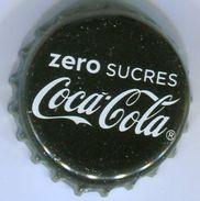 CAPSULE-COCA-COLA Noir ZERO Sucres - Soda