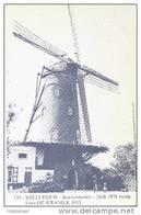 Snellegem - Boerenmolen - 1858-1976 Romp - Jabbeke