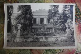 Russia. Crimea. GURZUF. Pushkin Manor House  - Rare Postcard 1953 - Russia