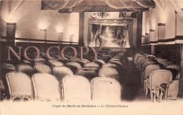 (33) Bordeaux - Foyer Du Marin - Le Théâtre Cinéma - Intérieure - Bordeaux
