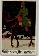 39173501 - Kuenstlerkarte Stille Nacht, Heilige Nacht Sign. W. I. AK - Ausstellungen
