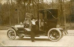 AUTOMOBILE(CARTE PHOTO) - Passenger Cars