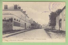 CORMEILLES EN VEXIN : L'Entrée De Cormeilles. 2 Scans. Edition Seyes - France