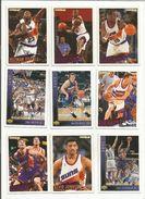 BASKETBALL NBA LOT DE CARTES PHOENIX SUNS - Trading-Karten