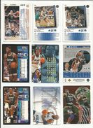 BASKETBALL NBA LOT DE CARTES ORLANDO MAGIC - Trading Cards