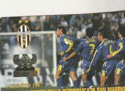 FOOTBALL 1997 - Saint-Marin