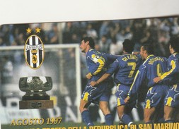 FOOTBALL 1997 - San Marino