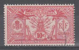NOUVELLES HEBRIDES YT 28  Oblitéré - French Legend