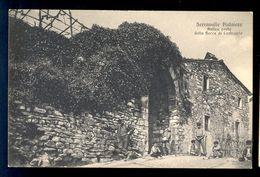 Serravalle Pistoiese Antico Porta Della Rocca Di Castruccio / Postcard Not Circulated, 2 Scans - Italie