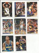 BASKETBALL NBA LOT DE CARTES INDIANA PACERS - Trading Cards