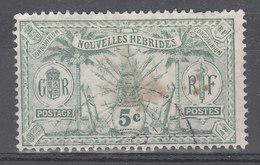 NOUVELLES HEBRIDES YT 27 Oblitéré - French Legend