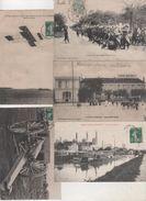 Lot De 10 CPA - Toutes Scannées - Postcards