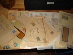 Lot D'une Cinquantaine De Lettres Et Cartes Postales En Bon états Dont Recommandées à Voir - Allemagne