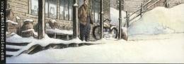 Marque Page BD De GRANIT Par TRIPP Pour Magasin General (3-serie Dec06) - Marque-pages