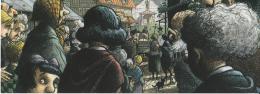 Marque Page BD De GRANIT Par TRIPP Pour Magasin General (8-serie Dec06) - Marque-pages