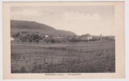 PERRIGNY - Vue / Canton Poligny / Environs Montaigu , Pannessieres , Briod , Conliege / Jura - Altri Comuni